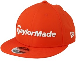 Performance 9Fifty Orange Snapback - Taylor Made