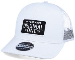 TM19LS White Trucker - Taylor Made