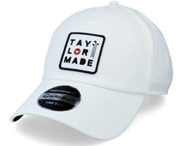 21LS White Adjustable - Taylor Made