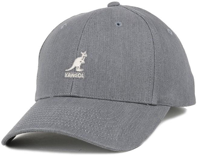d9fa935b0e688 Denim Grey Flexfit - Kangol caps - Hatstoreworld.com