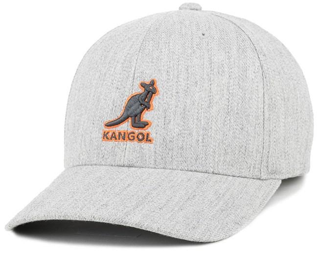3D Baseball Flanell Orange Flexfit - Kangol - Start Gorra - Hatstore 7de223ce1bf
