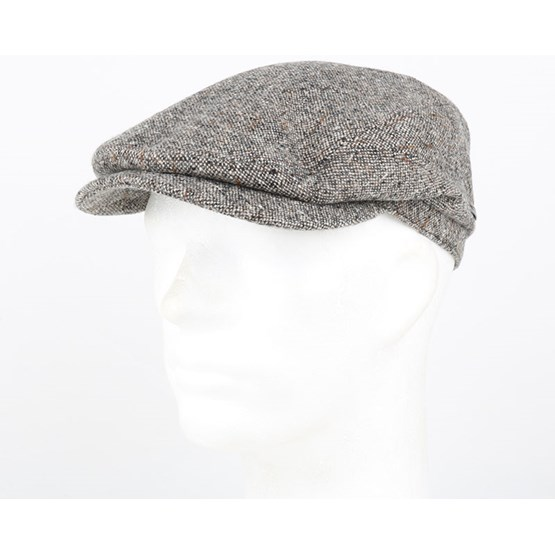 new concept promo code 2018 sneakers Belfast Woolrich Donegal Flat Cap - Stetson