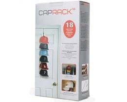Perfect Curve - Cap Rack 18 Caps System Black