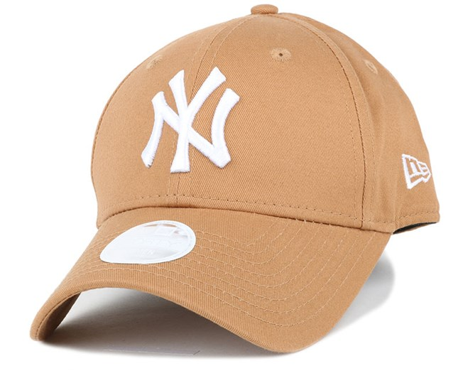 520e4a4e NY Yankees League Essential Woman Wheat 940 - New Era caps ...