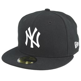 0eaf657f5e0 New Era New Era - NY Yankees MLB Basic Black/White 59Fifty $34.99