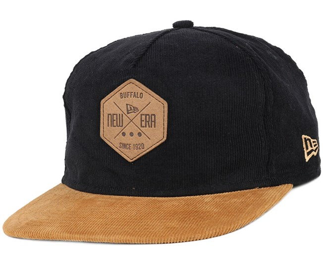 new product d884a d7c48 Hex Cord Black Wheat 9Fifty Snapback - New Era