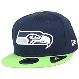 0d8c92530da6 Only 1 left! New Era Seattle Seahawks Team Classic 9Fifty Snapback ...
