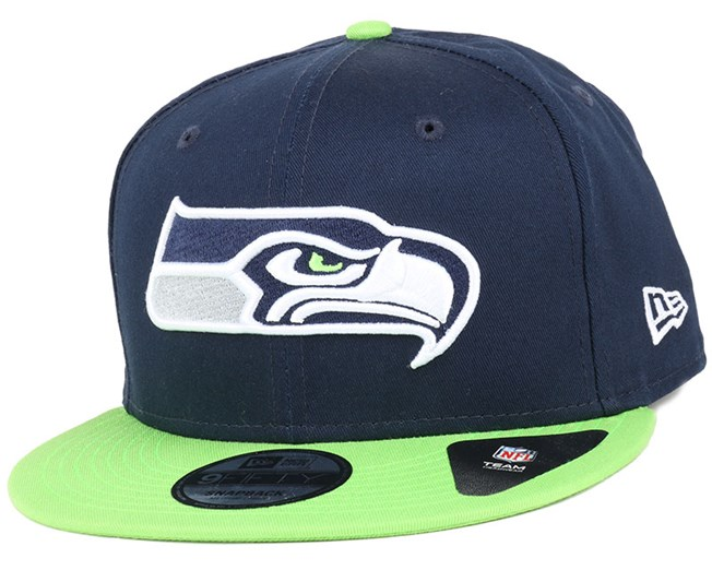 a892ecf50bc92 Seattle Seahawks Team Classic 9Fifty Snapback - New Era caps ...