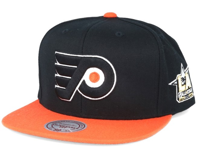 e6e4ea8298d Philadelphia Flyers NHL 2017 ASG 2T Snapback - Mitchell   Ness caps ...