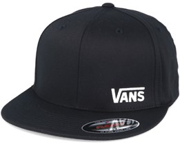 Splitz Black Fitted - Vans