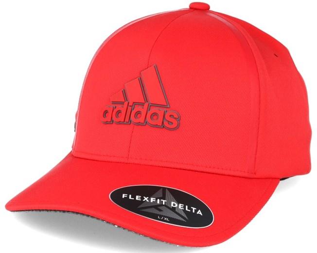 88688080e20 Delta Scarlet Flexfit - Adidas cap - Hatstore.co.in