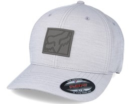 Sticks Heather Grey Flexfit - Fox