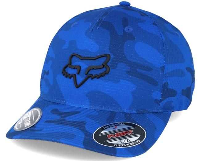 Hatchets Blue Camo Flexfit - Fox caps - Hatstoreworld.com bdd78b6ff34