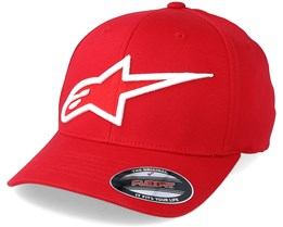 Astar Logo Red/White - Alpinestars