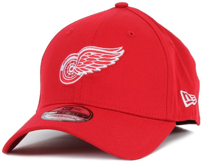 7d21004ab4f Detroit Red Wings NHL Team Basic Red 39Thirty - New Era caps ...