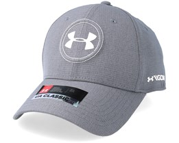 Js Tour Cap Graphite Flexfit - Under Armour