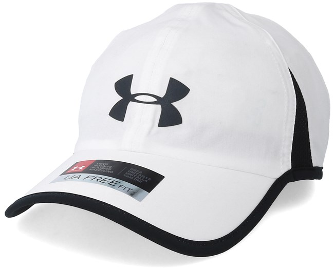 Men´s Shadow 4.0 White Adjustable - Under Armour cap - Hatstore.co.in 9f652a963875