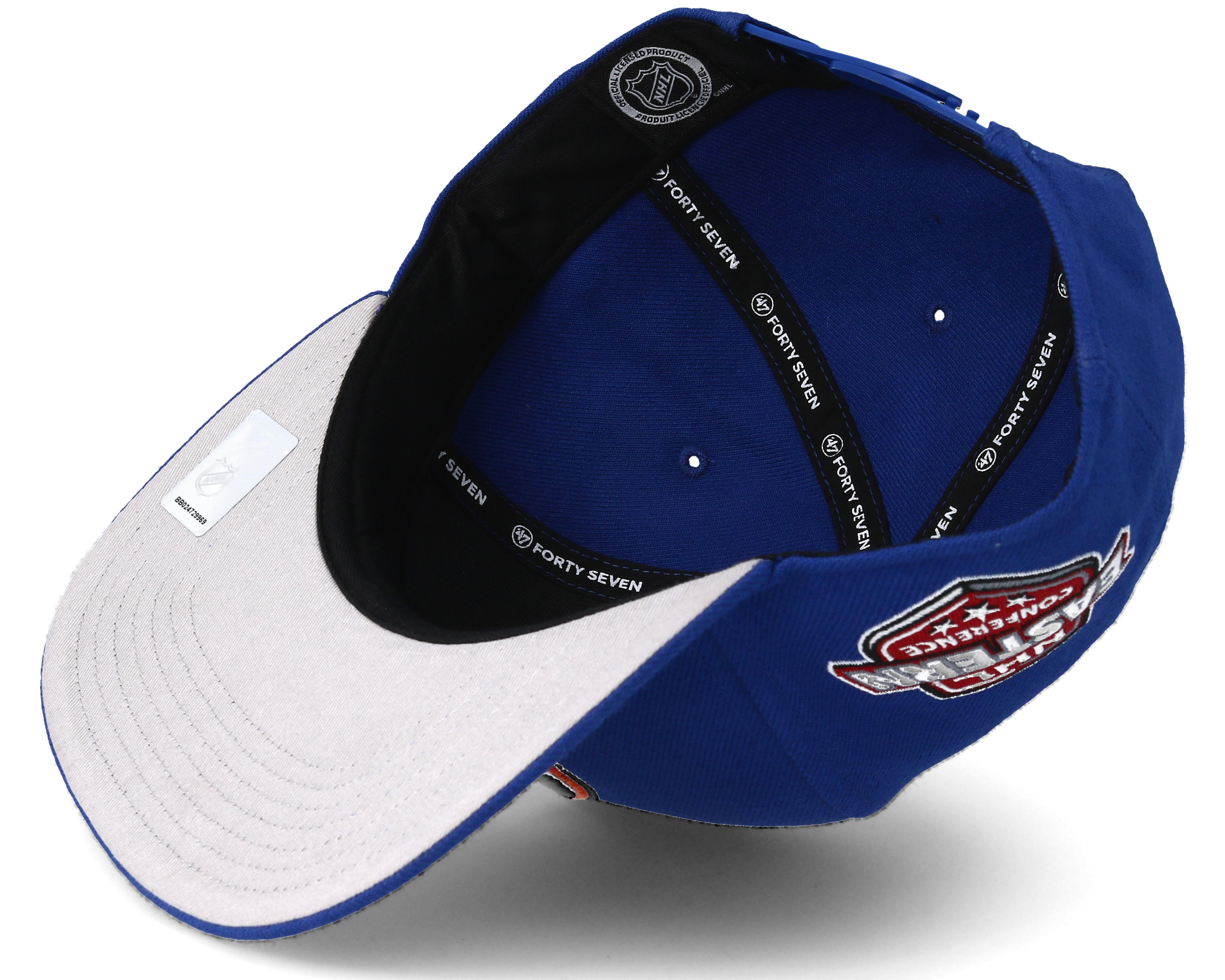 super popular a8daa b2c2c New York Islanders Sure Shot Royal Snapback - 47 Brand caps ...