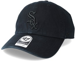 Chicago White Sox Clean Up Black Adjustable - 47 Brand