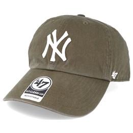 brand new 10c8d 6d78c 47 Brand New York Yankees Clean Up Sandalwood Green Adjustable - 47 Brand ₹  1,800. 47 Brand New York Yankees St Patty´s ...