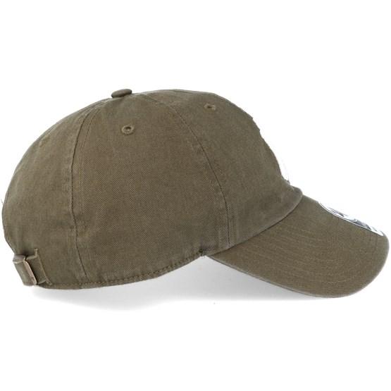 b5144e01307 New York Yankees Clean Up Sandalwood Green Adjustable - 47 Brand caps