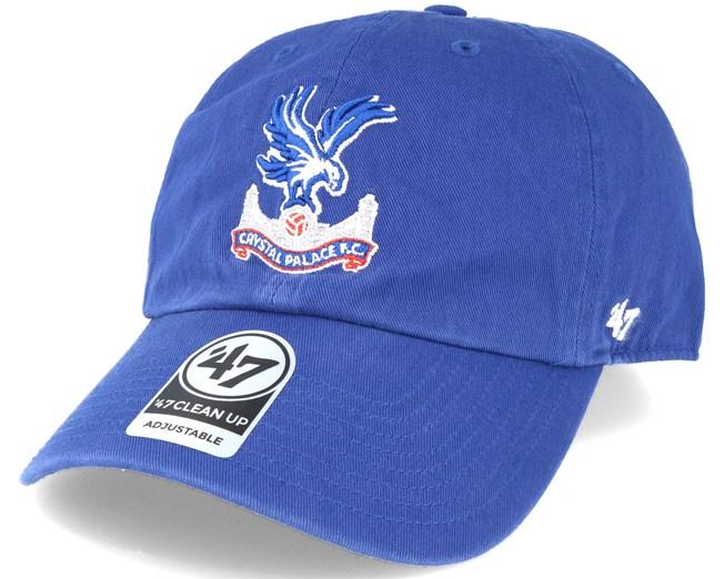 cee236bb Crystal Palace Clean Up Royal Blue Adjustable - 47 Brand caps -  Hatstoreworld.com