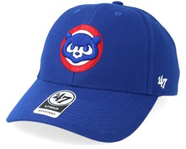 Chicago Cubs Cooperstown Mvp Royal Adjustable - 47 Brand