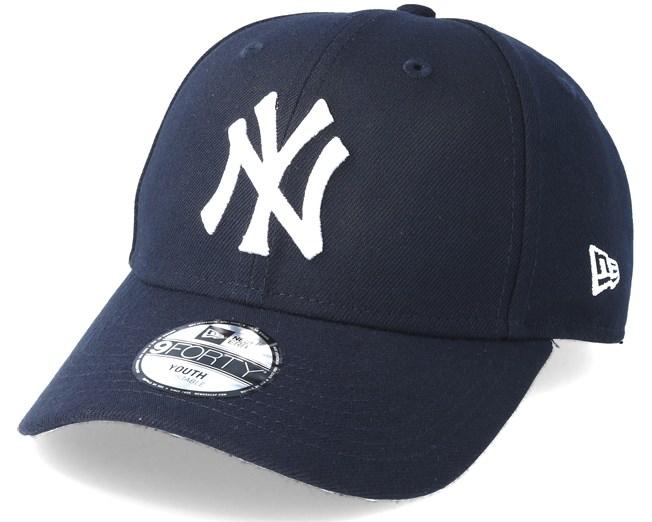 New Era League Essential 9forty NY Cap Junior