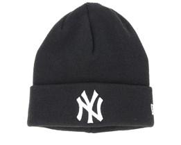 New York Yankee Seasonal Core Black Cuff - New Era
