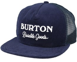Durable Indigo Trucker - Burton