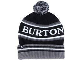 Trope Black/Grey Pom - Burton