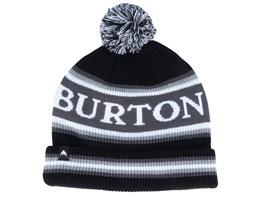 Kids Trope True Black/Grey Pom - Burton