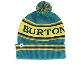 Trope Green Blue Slate/yellow/Khaki Pom - Burton