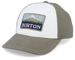 TreeHopper Weeds/White Adjustable - Burton