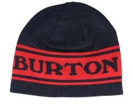 Kids Billboard Scarlet/True Black Beanie - Burton