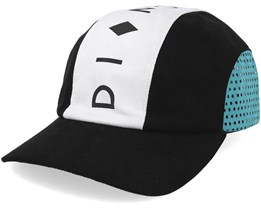 Marquise Clip Back 5-Panel - Diamond