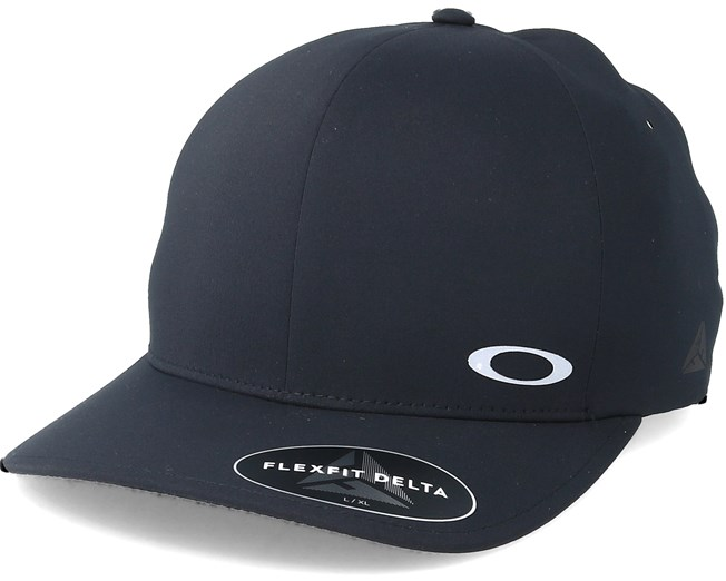 Delta Multisport Blackout Flexfit - Oakley caps - Hatstoreworld.com 150481f54a6