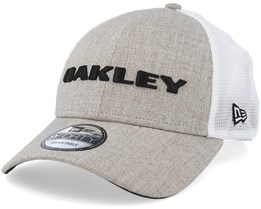 Heather Rye Trucker - Oakley