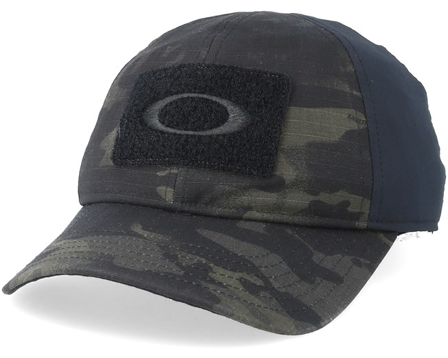 SI Cotton Black Camo Flexfit - Oakley caps - Hatstoreworld.com 6b6e55473a3