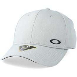 44a004a6a Tinfoil Grigo Scuro Flexfit - Oakley caps - Hatstorecanada.com