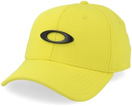Tincan Yellow/Black Flexfit - Oakley