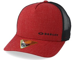 Chalten Cap Maroon/Black Trucker - Oakley
