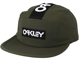 Frogskin Dark Green 5-Panel - Oakley