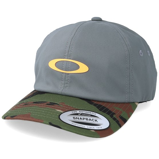 Military Hat 6 Panel Camo Adjustable - Oakley Boné - Hatstore 96951c8f936