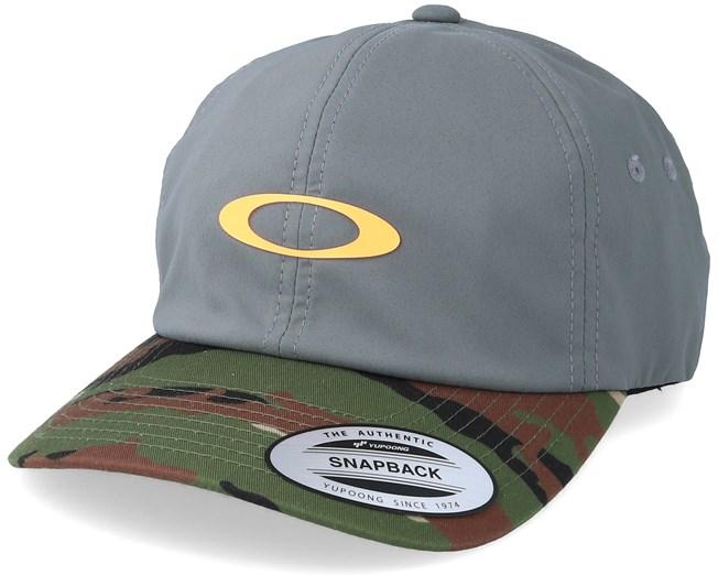 e294b054d Military Hat 6 Panel Camo Adjustable - Oakley caps | Hatstore.co.uk