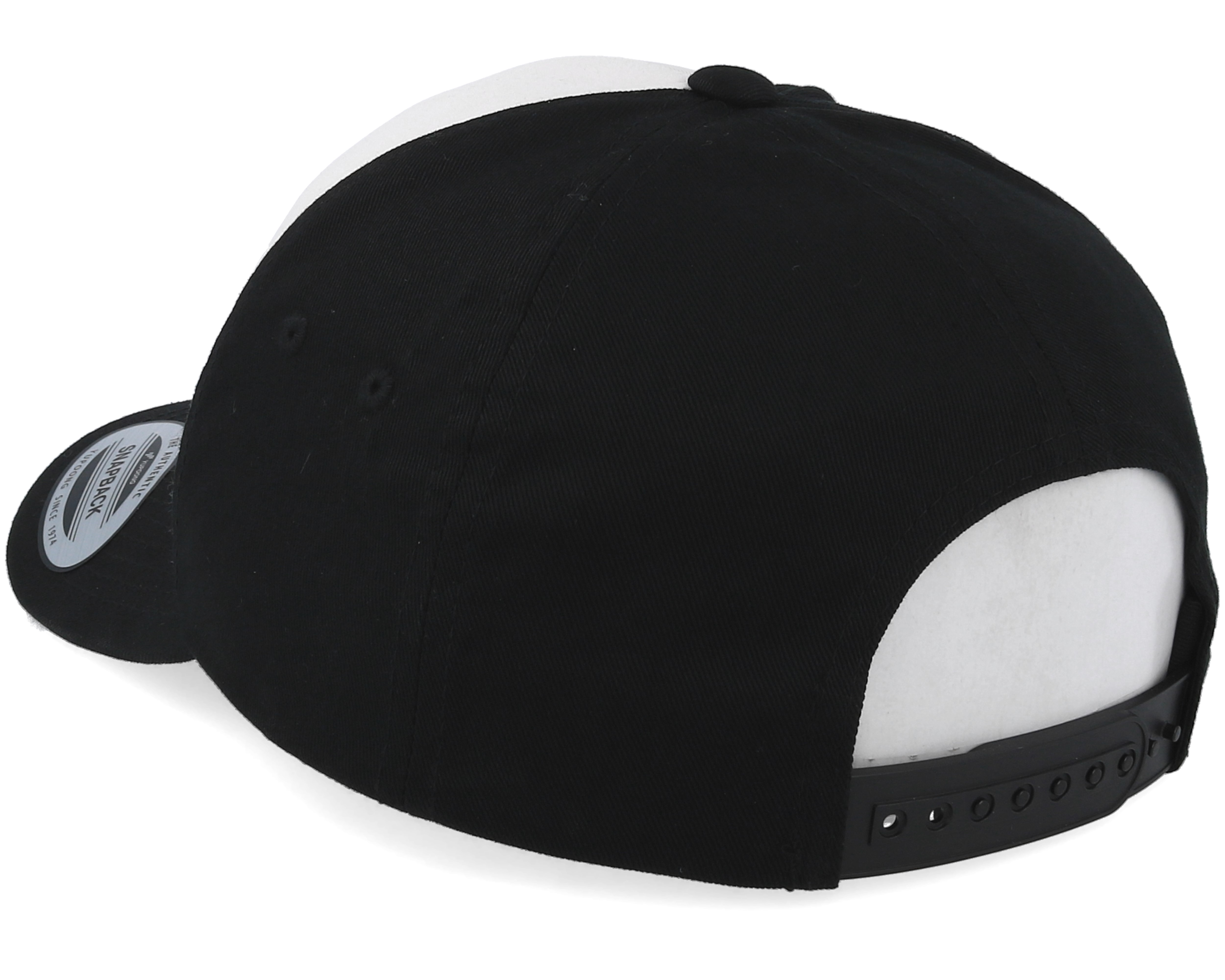 Logo Hat White/Black/Black Adjustable - Oakley lippis ...