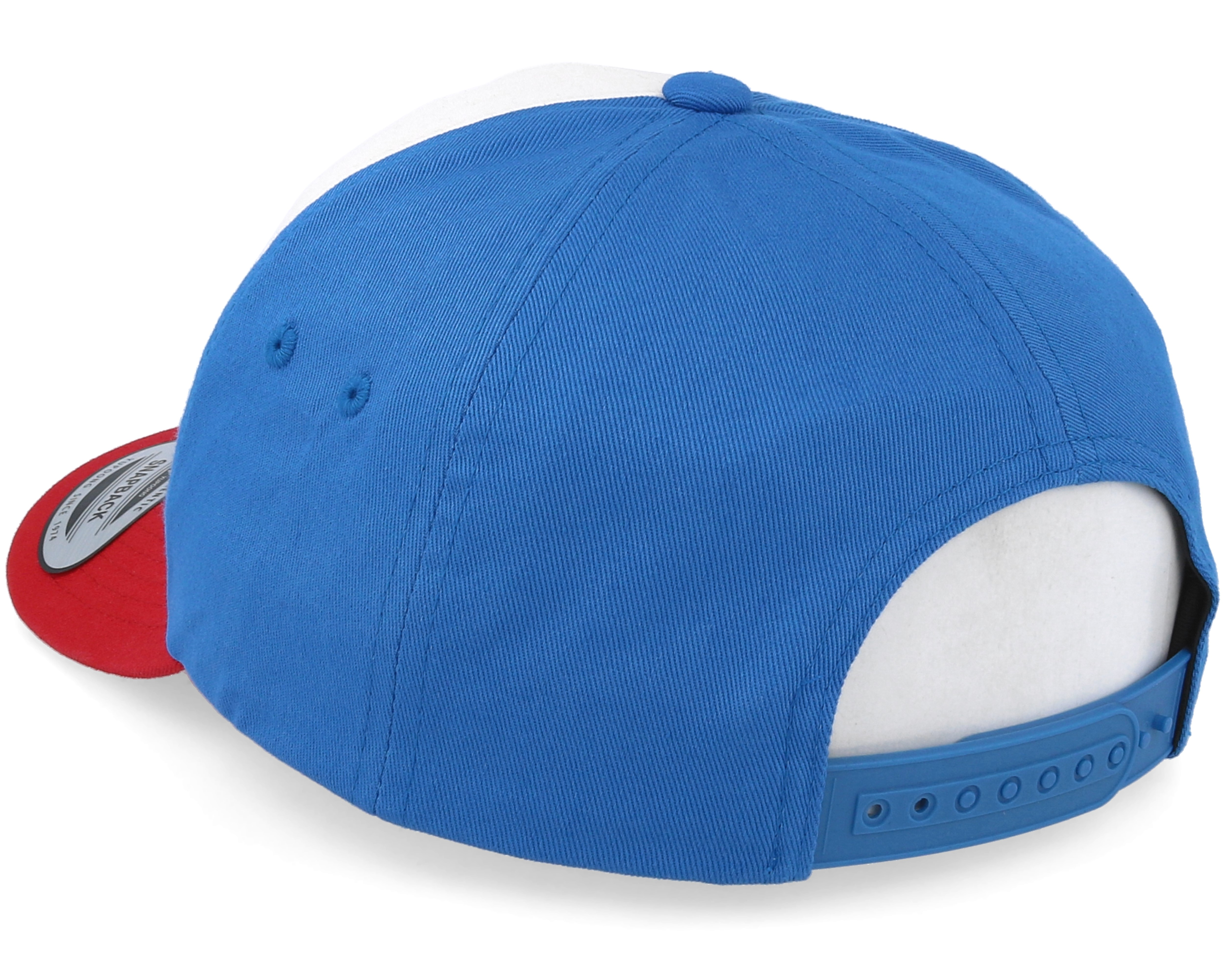 Logo Hat White/Blue/Red Adjustable - Oakley caps ...
