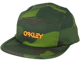 Cotton Camo/Orange 5-Panel - Oakley