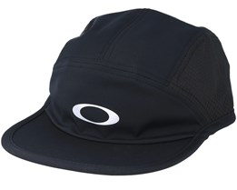 Mesh Cap Black 5-Panel - Oakley