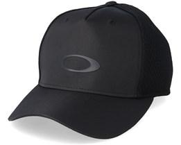 Game Cap Black Adjustable - Oakley
